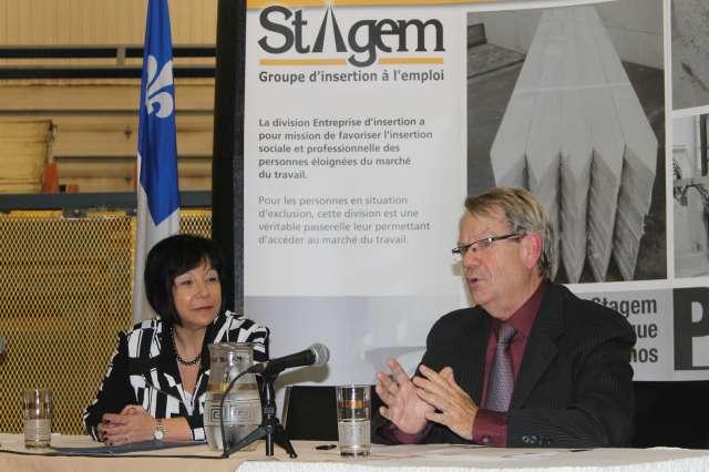 Stagem tire son épingle du jeu dans l'industrie du bois