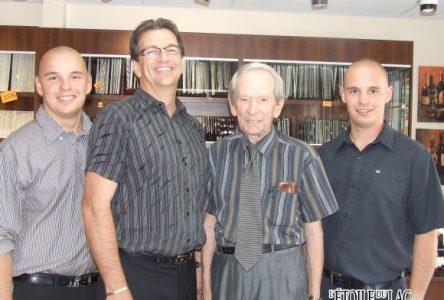 Bijouterie L. Perron de Roberval : une troisième génération dans le monde des bijoux