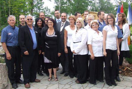 Lancement officiel de Chalets et Spa Lac-Saint-Jean à Chambord