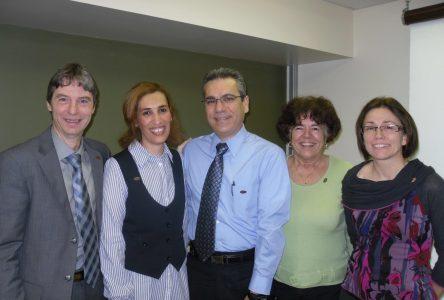 CSSS Domaine-du-Roy : deux nouveaux spécialistes pour le comté