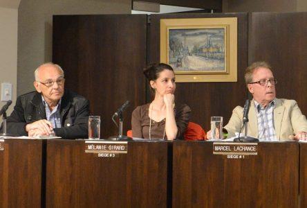 Les conseillers de Roberval se dissocient des propos du maire Larouche