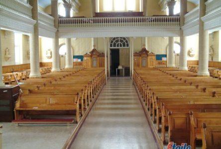 Cure de jouvence à l'église de Saint-Méthode