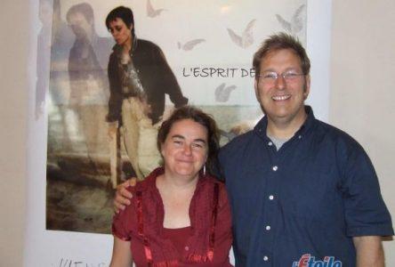Diane Robertson revit au Musée amérindien