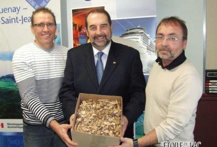 Éco-Biomasse emprunte la voie de la diversification forestière