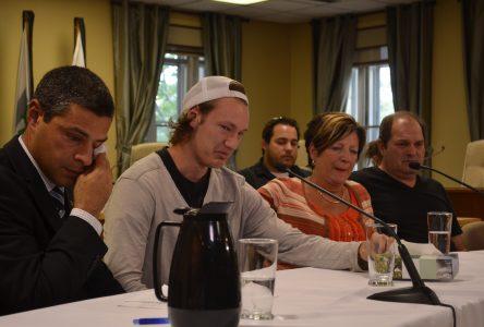 Fusillade à Moncton : «On va continuer de vivre dans l'amour!»