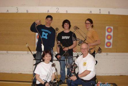 Fin de saison du Club des Archers de Saint-Félicien