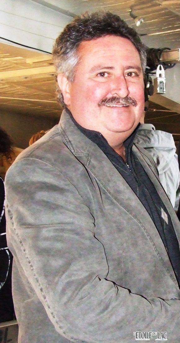 François Castonguay d'Uniprix s'associe à la Traversée internationale du lac-Saint-Jean