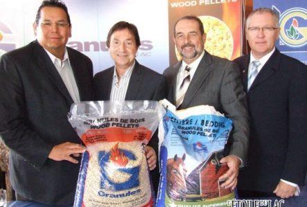 Granules LG International investit 8,1 M$ à Mashteuiatsh