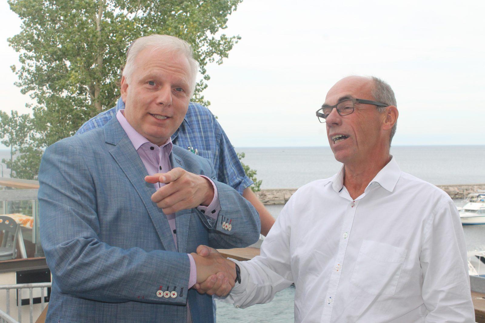 Jean-François Lisée s'invite dans la région