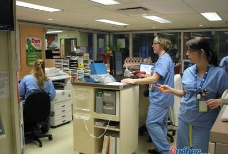 Les employés de l'urgence du CSSS Domaine-du-Roy satisfaits des horaires de 12 heures