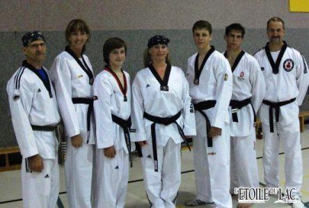 L'Étoile de la semaine Intersport : Académie de taekwondo de Roberval
