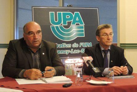Libre-échange et accaparement des terres inquiètent l'UPA