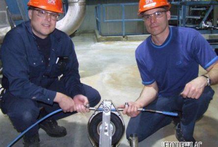 L'usine SFK Pâte Saint-Félicien remporte un Prix innovation de la CSST
