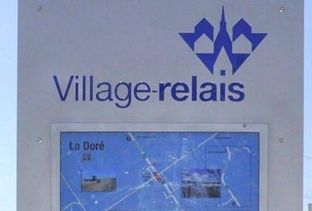 La Doré est maintenant un Village-Relais