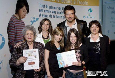 La lecture rapporte à l'école Maria-Goretti de La Doré