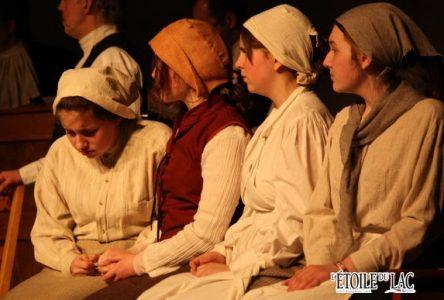 Le Théâtre des 4 planches de Saint-félicien vous fait découvrir l'histoire de Salem