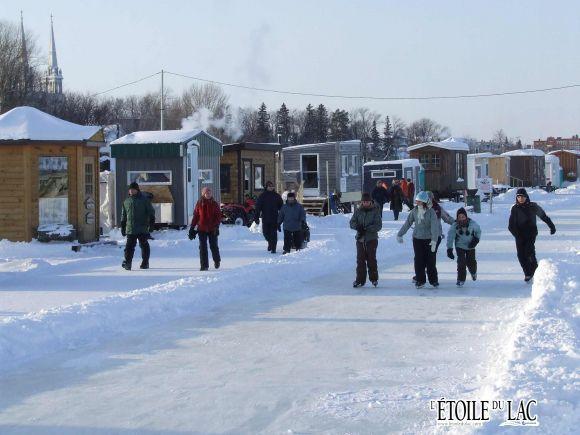 Le Village Boréal  de retour à Saint-Félicien cet hiver