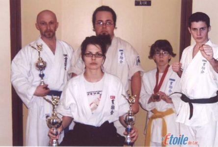 Les arts martiaux sont à l'honneur