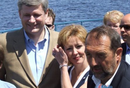 Les conservateurs célèbrent la Fête nationale à Roberval
