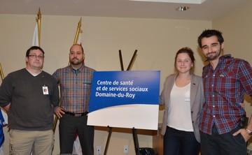 Cinq médecins joignent le CSSS Domaine-du-Roy