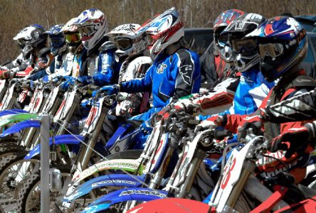 Un Centre de motocross dans le secteur Saint-Méthode