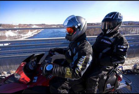 Sentiers de motoneige : La Doré propose sa solution