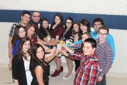 Les élèves de la Cité étudiante de Roberval unis contre la pauvreté