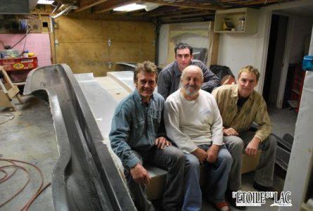 Normand Pilote et André Laverdière vont au bout de leur passion