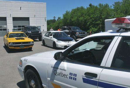 Les agents de Contrôle routier détectent 21 véhicules non conformes