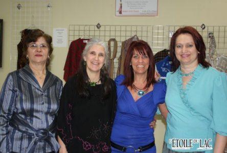 Ouverture de la boutique la « Griffe des Artisans » à Roberval