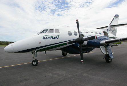 Pascan Aviation atterrit à Roberval et Alma