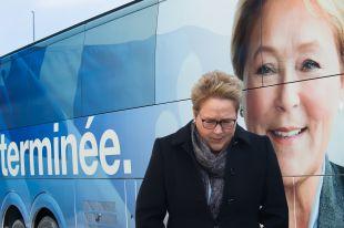 Roche a financé une campagne de Pauline Marois