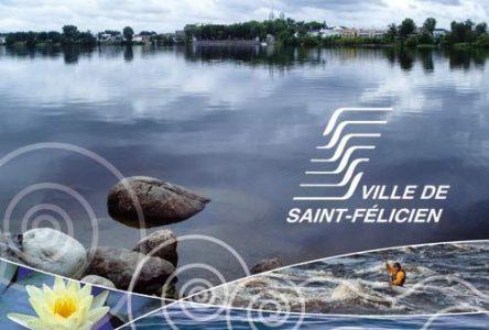 Plusieurs travaux débuteront à Saint-Félicien