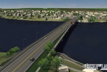 Pont Carbonneau : les travaux se poursuivent jusqu'en 2013