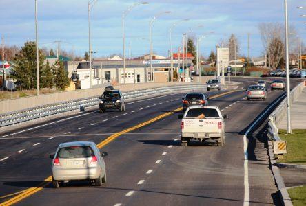 Le Pont St-Félicien ouvert à la circulation