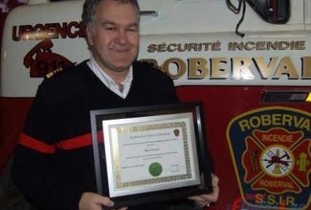 Réorganisation au Service de sécurité incendie de Roberval