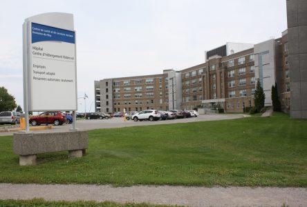 Hôpital de Roberval: départ de 6 préposés aux bénéficiaires