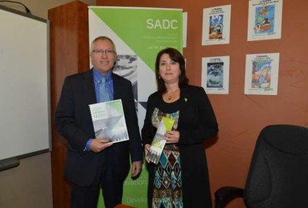 La SADC Lac-Saint-Jean-Ouest contribue à 922 000 $ d'investissements
