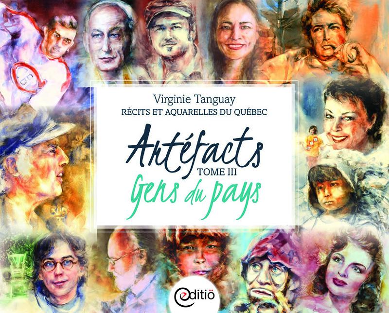 Virginie Tanguay, une artiste inspirée et très inspirante