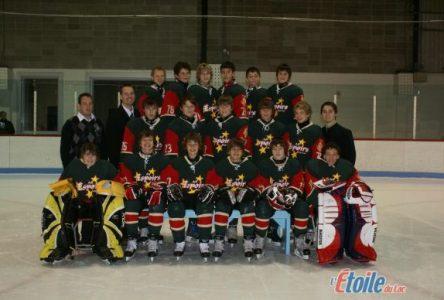 Succès pour nos équipes de hockey