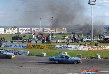 Un Enfer chaud à l'Autodrome Saint-Félicien