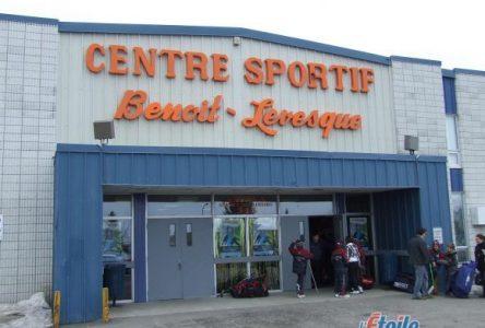 Une cure de jouvence pour le Centre sportif Benoît-Lévesque