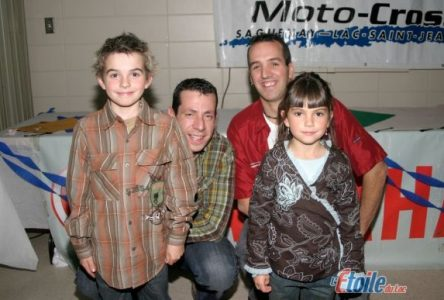 Une saison exceptionnelle pour le Club de motocross