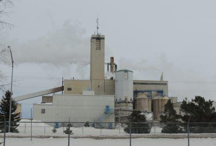 La production a repris à l'usine de pâte de Saint-Félicien