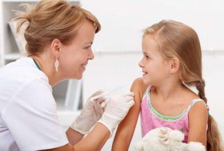 La campagne de vaccination contre le méningocoque débutera de 5 mai