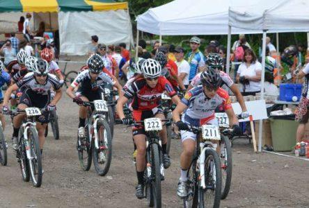 Saint-Félicien : Une Coupe Québec de vélo de montagne au mois d'août