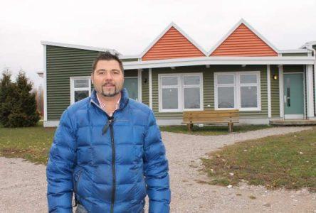 Yves Pelchat caresse plusieurs projets pour le Camping Saint-Prime