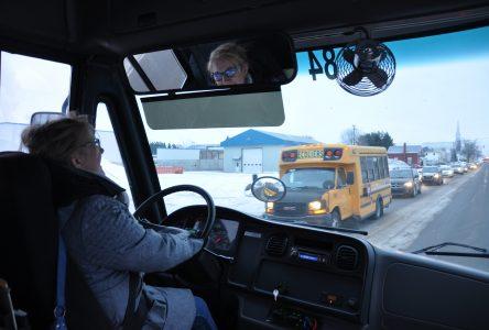 Campagne de sécurité en transport scolaire: Le message doit encore être martelé
