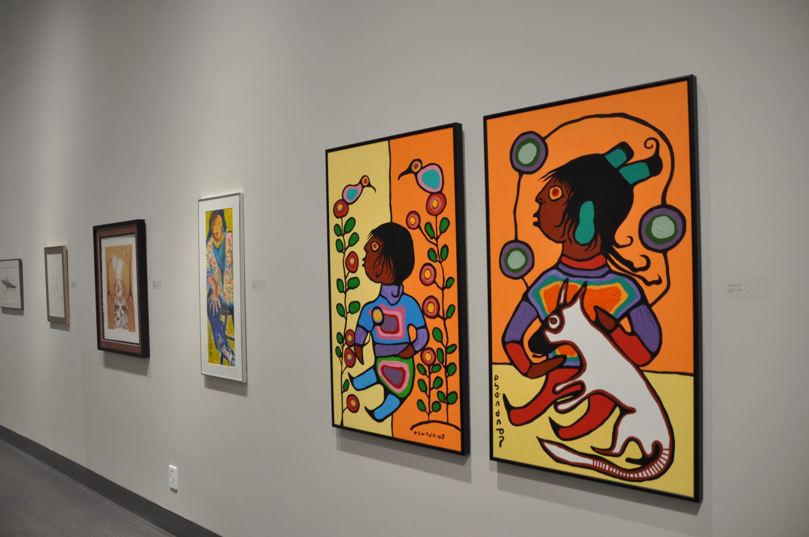 Découvrir l'histoire et l'art autochtone au Musée amérindien de Mashteuiatsh