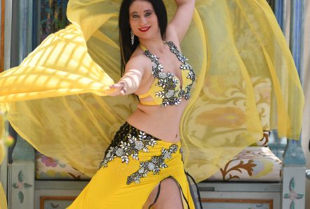 Rose des Sabres: pour le plaisir de danser, simplement!